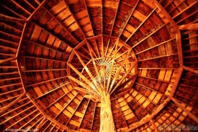 Peter French's Round Barn, Eastern Oregon